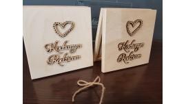 Pudełko z prośbą o błogosławieństwo