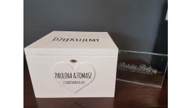 Pudełko na Koperty 30x30x18cm