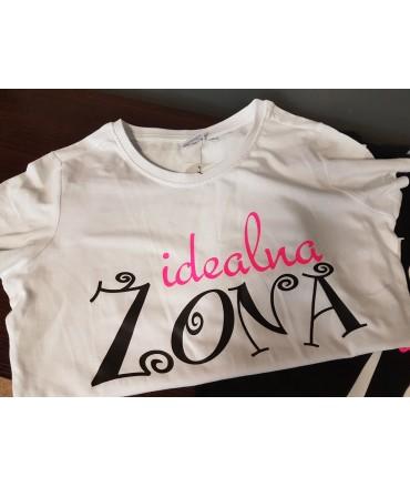 Koszulka z nadrukiem dla żony roz. S