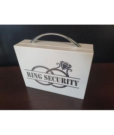 Walizka Ring Security