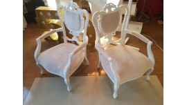 Krzesła dla Pary Młodej