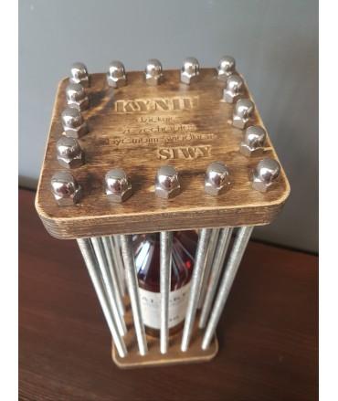 Personalizowana klatka na butelkę